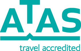 ATAS Travel Accredited Logo
