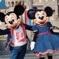 Qantas Holidays Hong Kong Disneyland Flyer