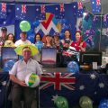 Motive Travel's winning Australia Day photo