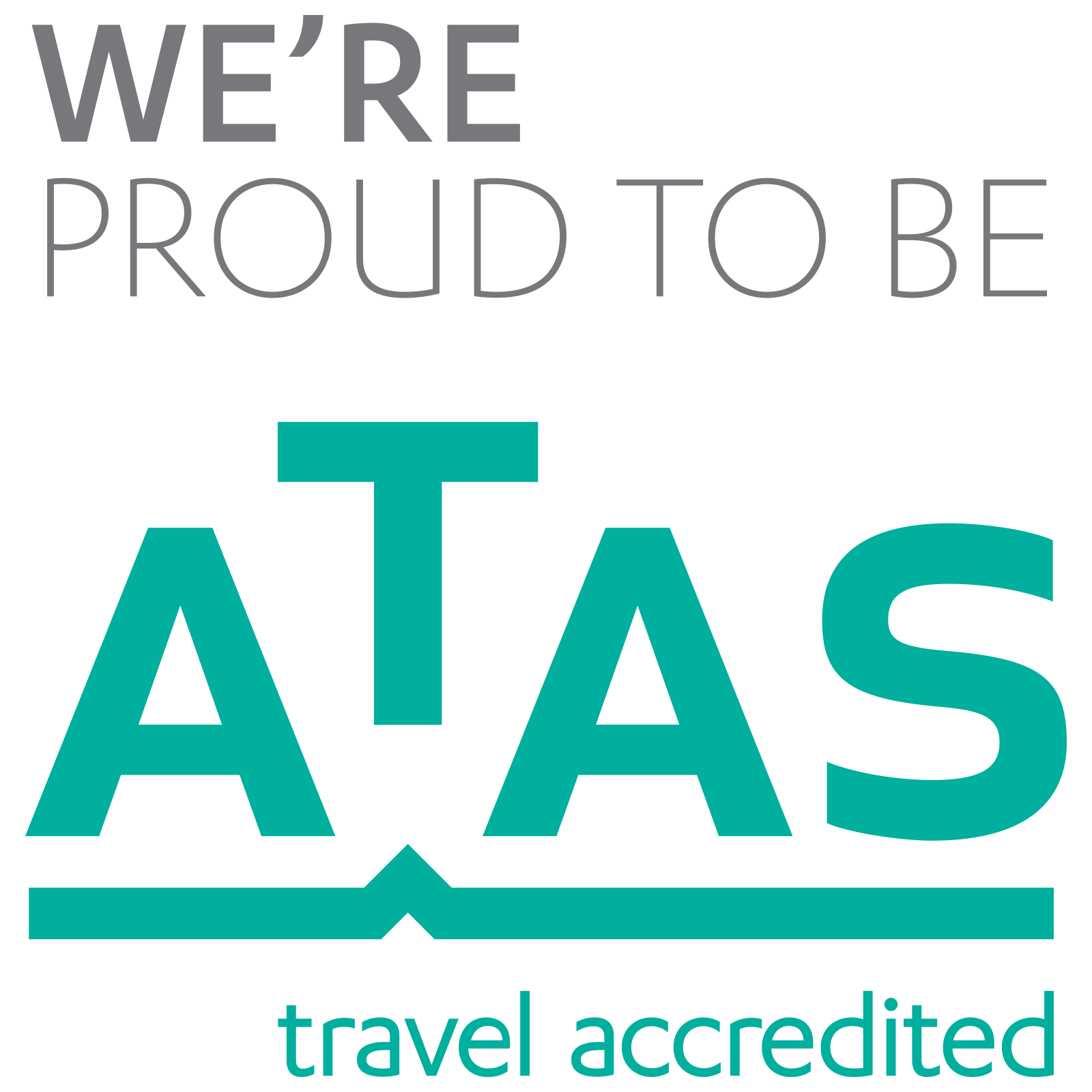 Proud To Be Atas Accredited Motive Travel